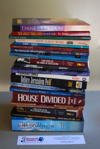 All books stacked 2