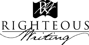 Righteous Writing large logo