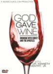 God Gave Wine DVD