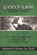 God's Law Made Easy NEW