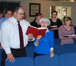 Hymn singing 2