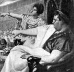 Nero persecutes