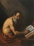 Jerome writing