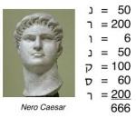 666 Nero