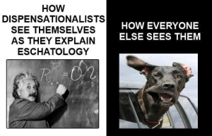 How dispensationalists see themselves