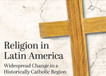 Catholics Latin America