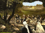 Olivet and Disciples
