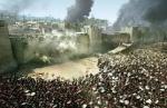 Roman attack Jerusalem