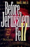 Before Jerusalem Fell BOOK