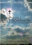 He Shall Have Dominion small