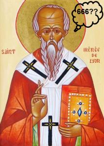 Irenaeus 666