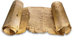Old Testament scrolls