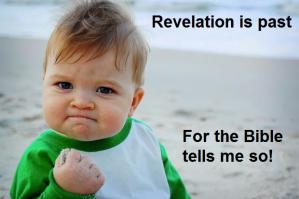Revelation past baby