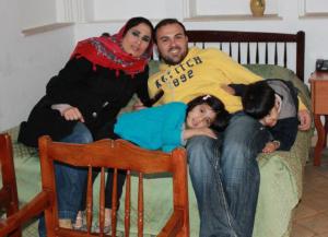 Christian Iranian pastor