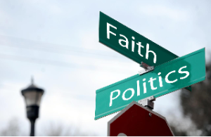 Faith politics